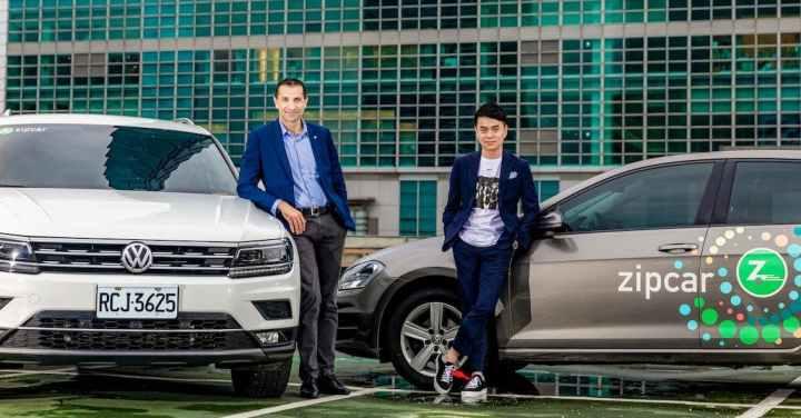 英文採編|共創未來:Zipcar 攜手台灣福斯汽車,打造共享汽車新體驗